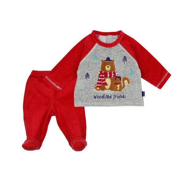 Conjunto-BB-Niño-Plush-Wood-Rojo