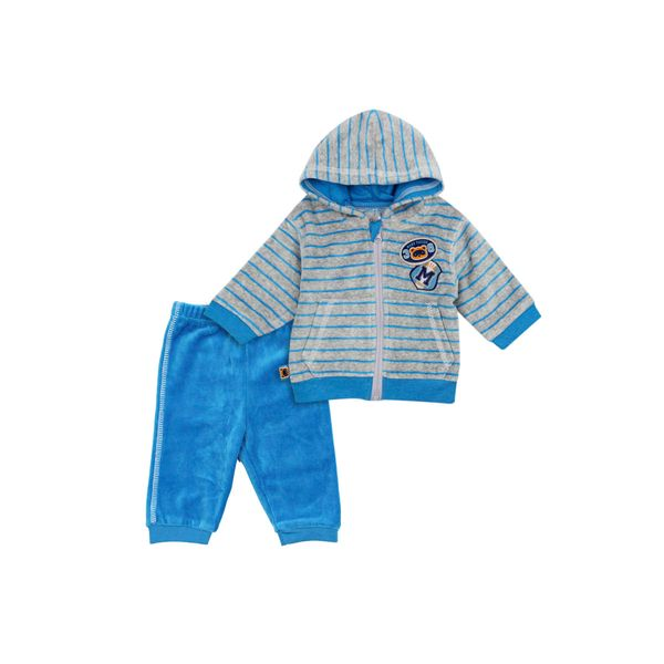 Buzo-BB-Niño-Plush-Sporty-Gris