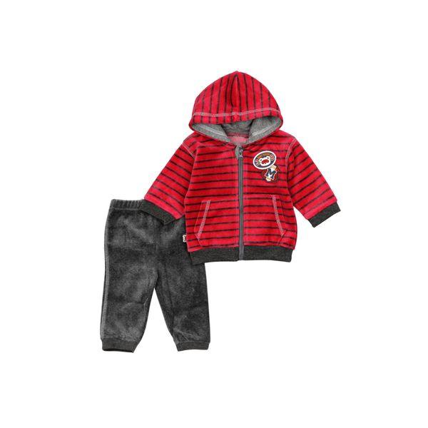 Buzo-BB-Niño-Plush-Sporty-Rojo