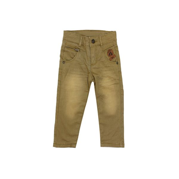 Pantalon-BB-Niño-Outdoor-Beige
