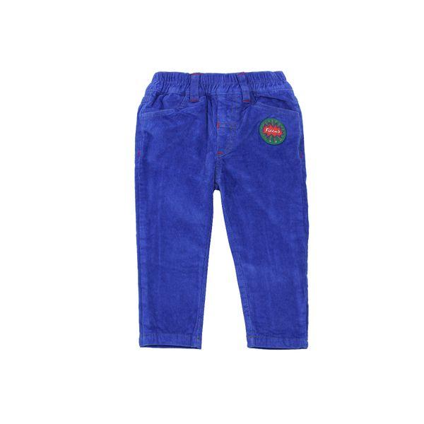 Pantalon-BB-Niño-Cotele-Titan-Azul