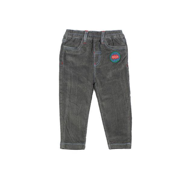 Pantalon-BB-Niño-Cotele-Titan-Gris