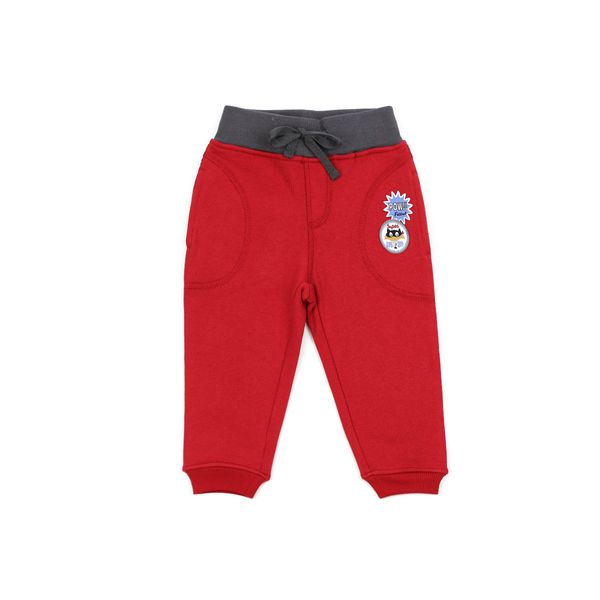 Pantalon-BB-Niño-Sport-Titan-Rojo