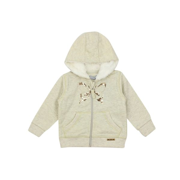 Poleron-BB-Niña-Magic-Beige