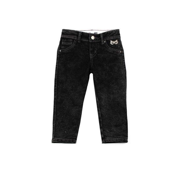 Jeans-BB-Niña-Brillo-Neo-Chic-Negro