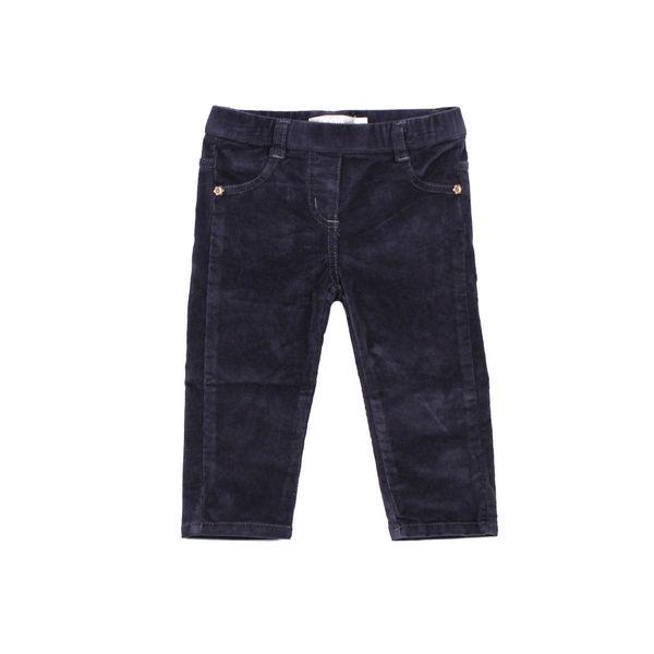 Pantalon-BB-Niña-Cotele-Skinny-Mika-Azul