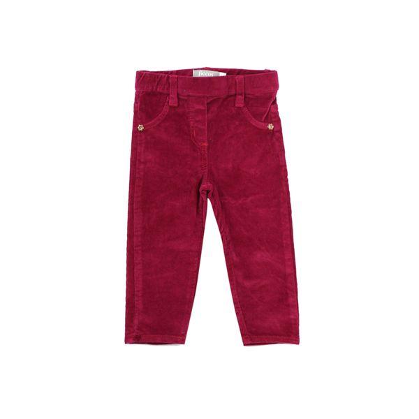 Pantalon-BB-Niña-Cotele-Skinny-Mika-Morado