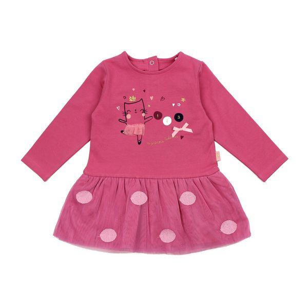 Vestido-BB-Niña-Princesa-Coral
