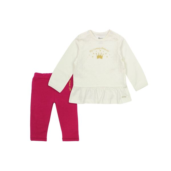 Conjunto-BB-Niña-Magic-Blanco