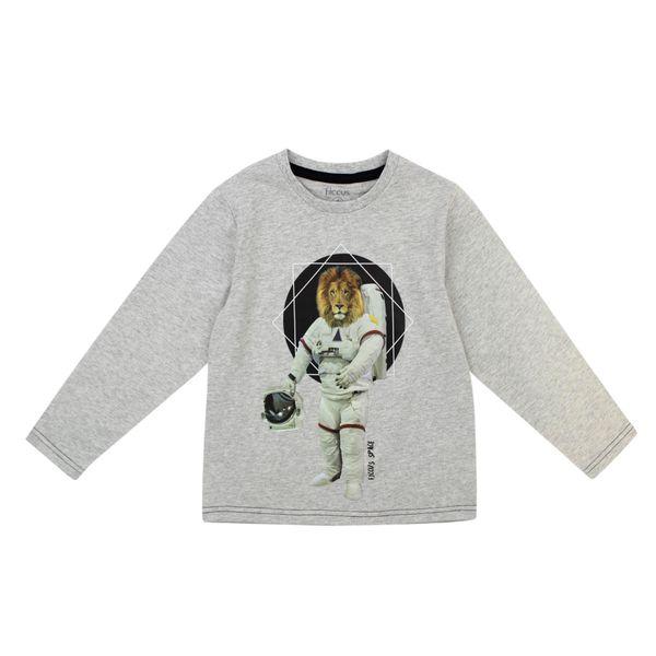 Polera-KIDS-Niño-Costuras-Cosmos-Gris