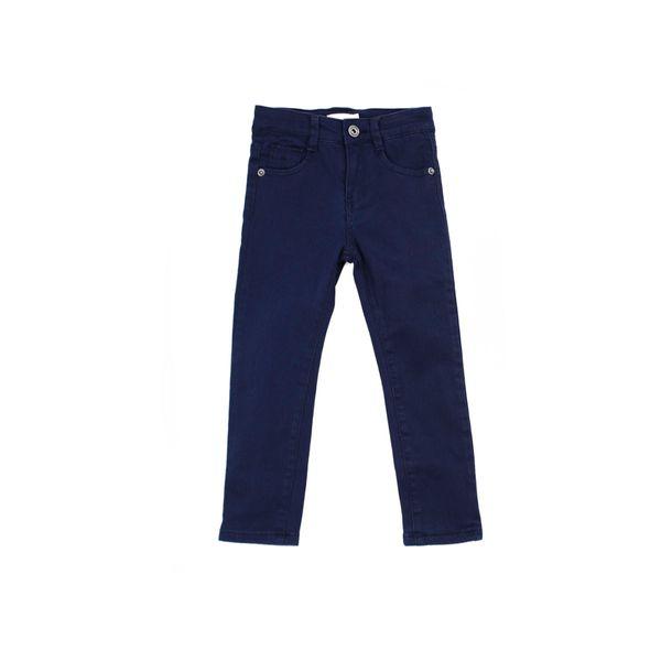 Pantalon-KIDS-Niño-Gabardina-Games-Azul