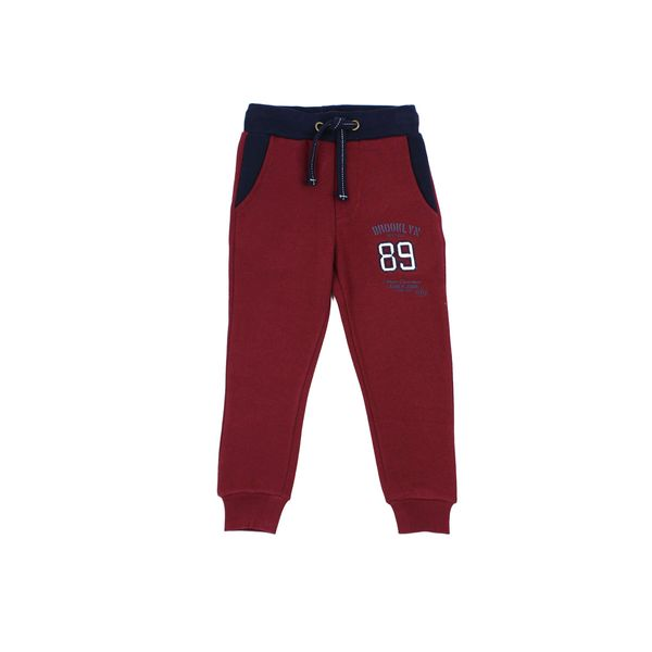 Pantalon-KIDS-Niño-Sport-Player-Burdeo