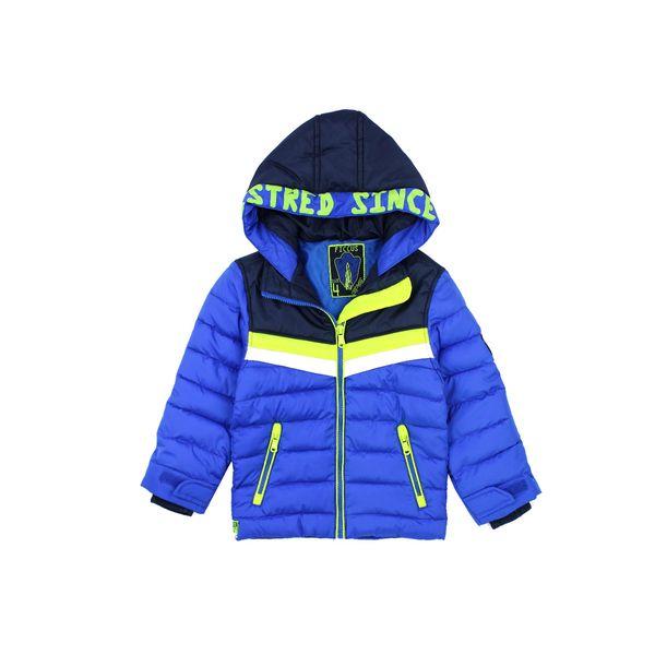 Parka-KIDS-Niño-Cosmos-Azul
