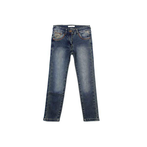 Jeans-KIDS-Niña-Miss-Lulu-Azul