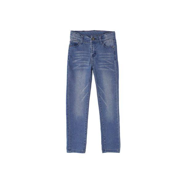 Jeans-KIDS-Niña-Miau-Azul