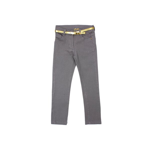 Pantalon-KIDS-Niña-Shinystar-Brillo-Gris