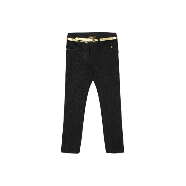 Pantalon-KIDS-Niña-Shinystar-Brillo-Negro