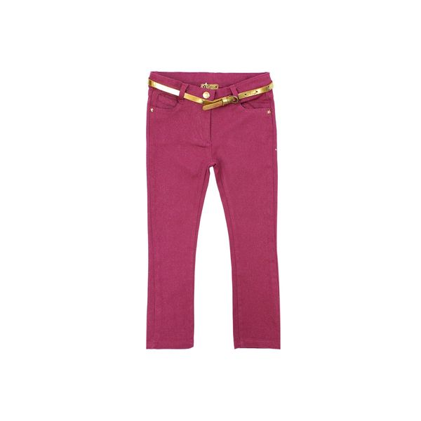 Pantalon-KIDS-Niña-Shinystar-Brillo-Rosado