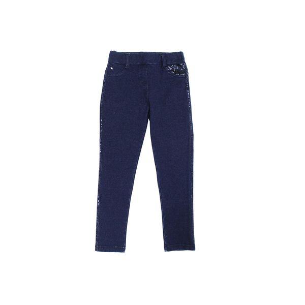 Jeggins-KIDS-Niña-Shinystar-Jogg-Denim-Azul
