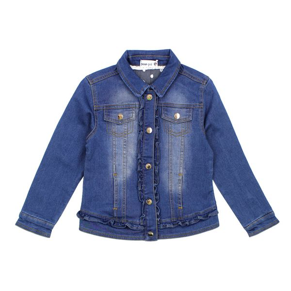 Chaqueta-KIDS-Niña-Jogg-Denim-Rockabilly-Azul