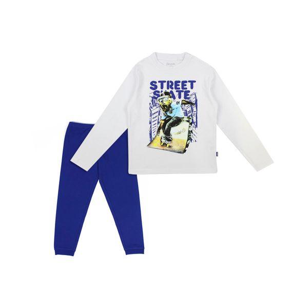 Pijama-JR-Niño-Street-Crudo