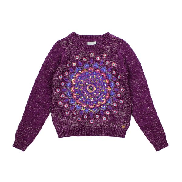 Sweater-JR-Niña-Soul-Morado