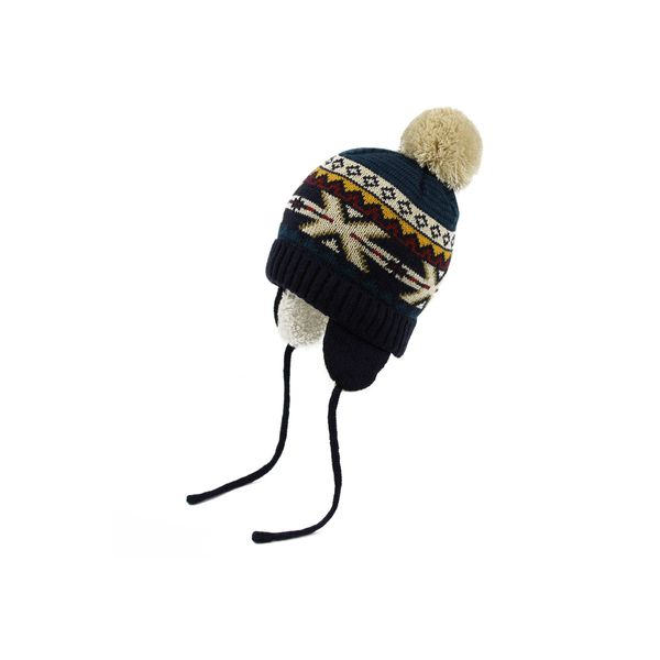 Gorro-BB-Niño-Outdoor-Azul