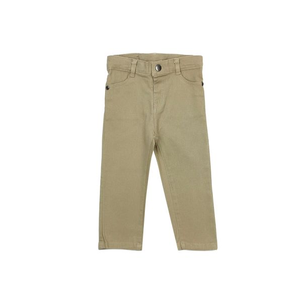 Pantalon-BB-Niño-Gabardina-Day-To-Day-Beige