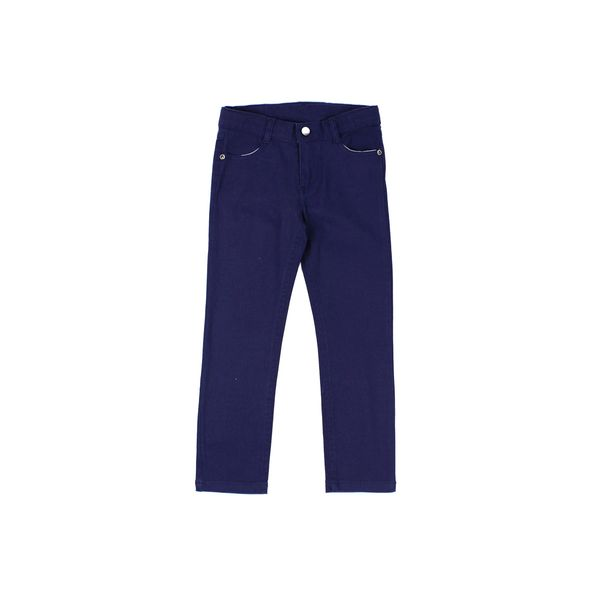 Pantalon-KIDS-Niña-Gabardina-Day-To-Day-Azul