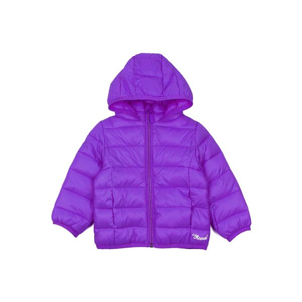 Parka-KIDS-Niña-Day-To-Day-Morado