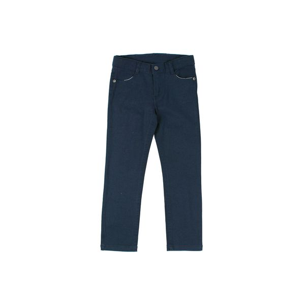 Pantalon-JR-Niño-Gabardina-Day-To-Day-Azul
