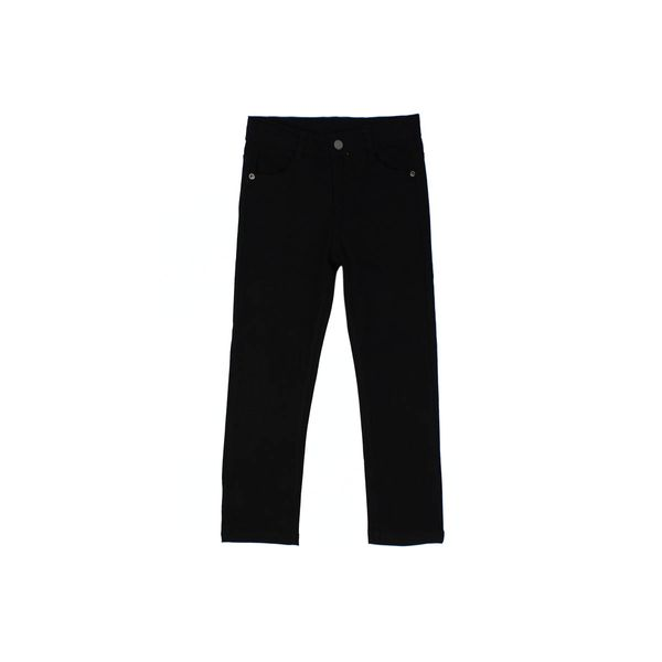 Pantalon-JR-Niño-Gabardina-Day-To-Day-Negro