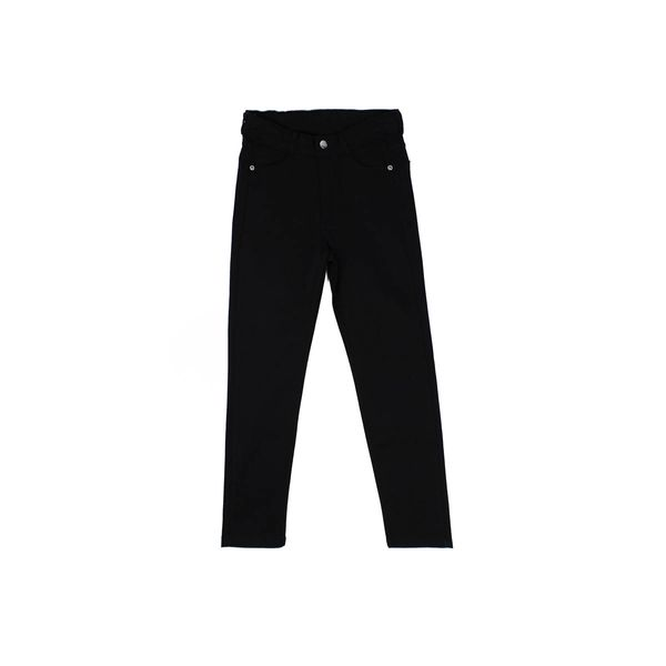 Pantalon-JR-Niña-Gabardina-Day-To-Day-Negro
