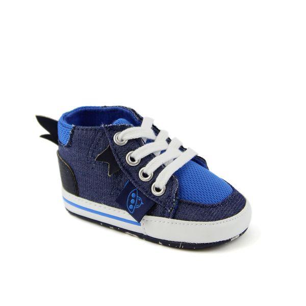 Zapatilla-Cordon-BB-Soft-Niño-Azul