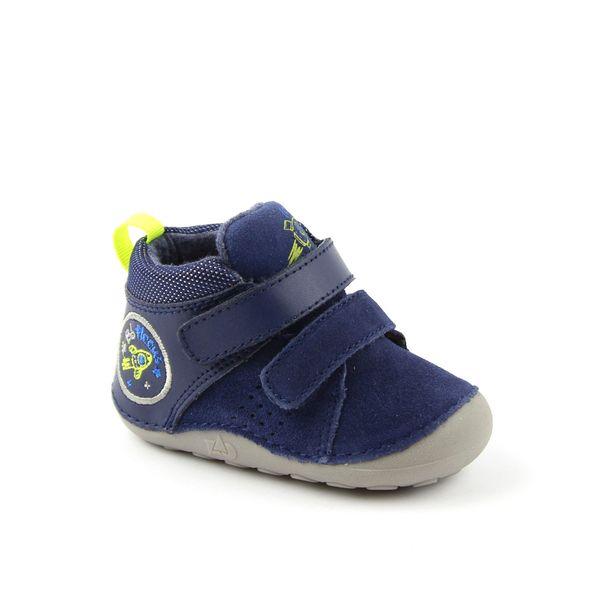 Botin-Traba-A-Gatear-Niño-Azul
