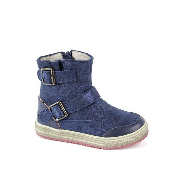 Bota-A-Caminar-Niña-Azul
