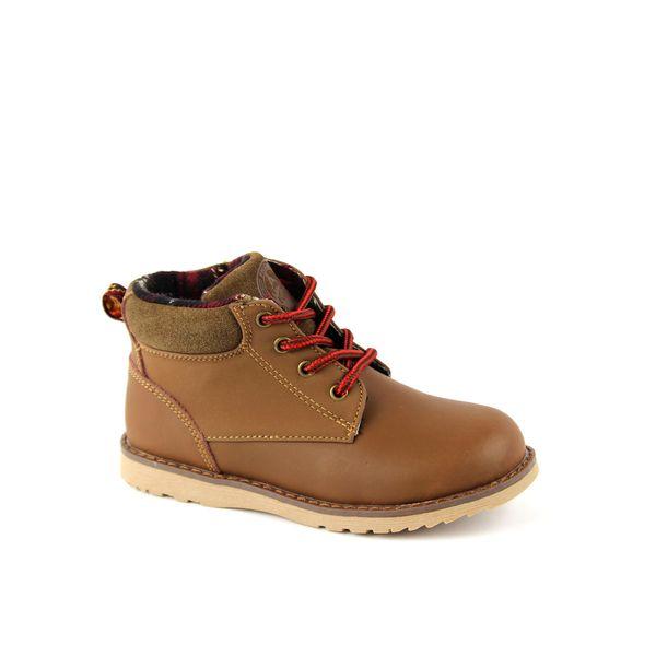 Zapato-Casual-A-Caminar-Niño-Cafe