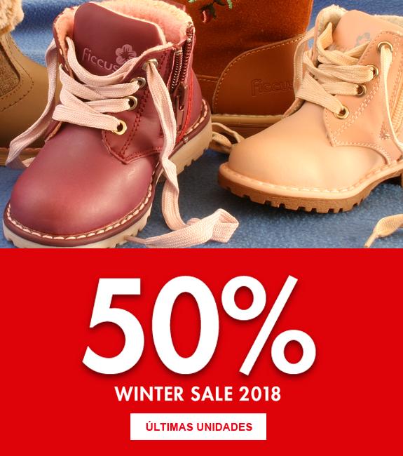50% zapatos