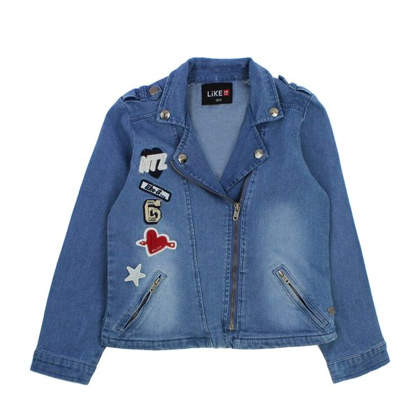 chaqueta-teen-niña-jeans-be-cool