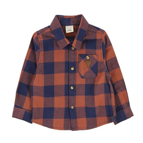 camisa-bb-niño-escocesa